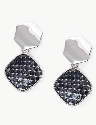 M&S CollectionMarks and Spencer Mini Diamond Drop Earrings