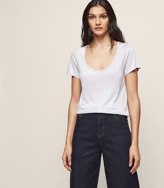 Reiss Kelly Scoop-Neck T-Shirt