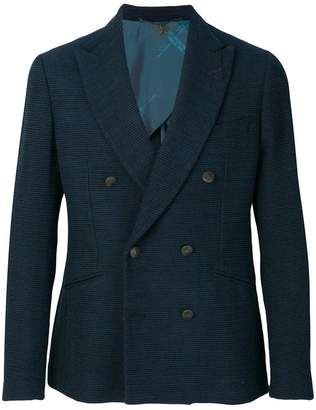 Maurizio Miri fitted V-neck blazer
