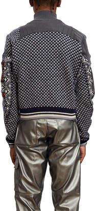 Gmbh Arthur Reclaimed Knit Sweater