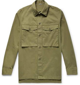 Acne Studios Stretch Cotton-Twill Shirt