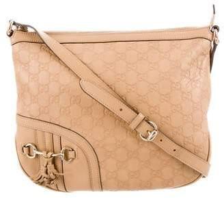 Gucci Guccissima Tassel Messenger Bag