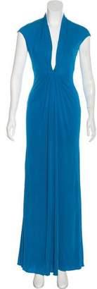 Issa Silk Maxi Dress w/ Tags