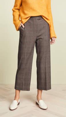 LEHA Check Trousers