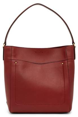 Cole Haan Esme Leather Bucket Bag