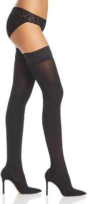Fogal Velour Opaque Thigh-High Tights