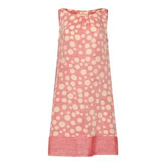 Arabella Bo Carter Dress Rose