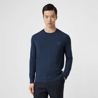 Burberry Monogram Motif Cashmere Sweater