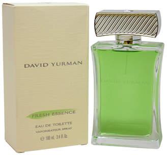 David Yurman Women's Fresh Essence 3.4Oz Eau De Toilette