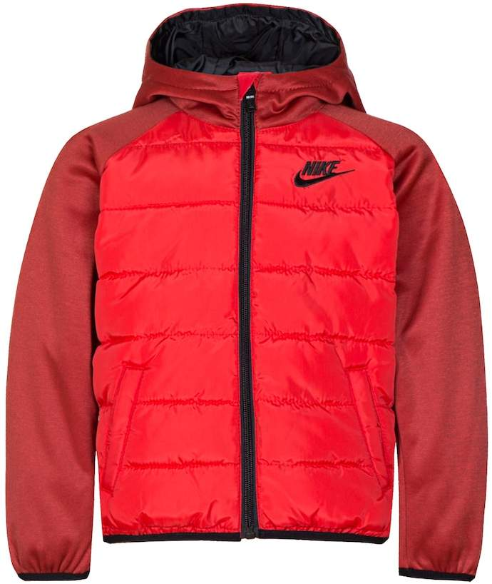 Nike Boys 4-7 Nike Therma Fleece Quilted Jacket