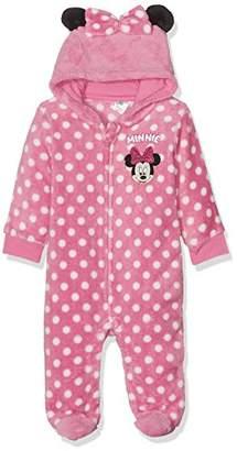 Disney Baby Girls' 81714 Romper,1 Year (Manufacturer Sizes: 1 Year)