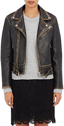 IRO Women's Wynter Moto Jacket $1,240 thestylecure.com