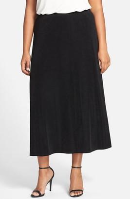 Vikki Vi Long A-Line Skirt