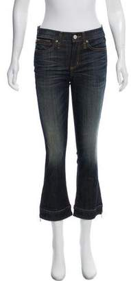 Calvin Rucker Love My Way Mid-Rise Jeans