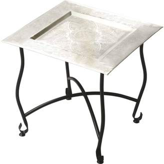 Butler Specialty Company Butler Bahia Metal Moroccan Tray Table