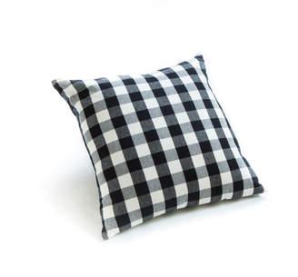 Buffalo David Bitton Studio Stockhome Check Throw Pillow