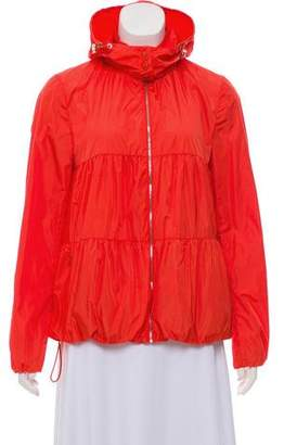 Moncler Ruffled Casual Jacket