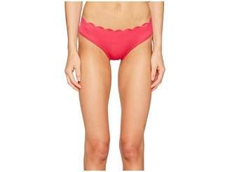 Kate Spade Core Solids #79 Scalloped Hipster Bikini Bottom