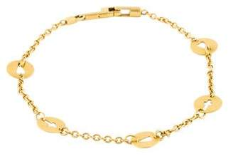 Pianegonda 18K Cross Charm Bracelet