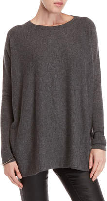 Lafayette 148 New York Petite Dolman Oversized Sweater