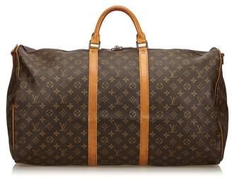Vintage Louis Vuitton Vintage Louis Vuitton Monogram Keepall Bandouliere 60