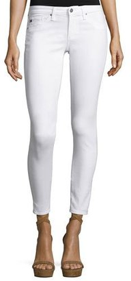 Ag Legging Ankle 1 Year White S $178 thestylecure.com