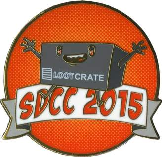 "Marvel SDCC 2015 Creature Lootcrate Exclusive 1.5"" Cloisonné Pin"