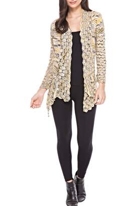 Adore Knit Pattern Cardigan