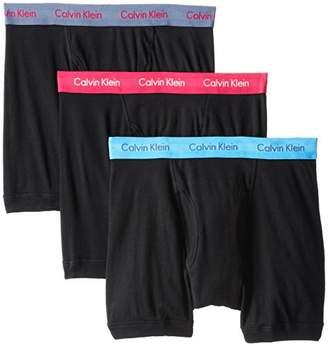 Calvin Klein Cotton Classics Multipack Boxer Briefs