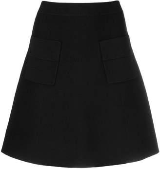 Steffen Schraut double pocket mini skirt