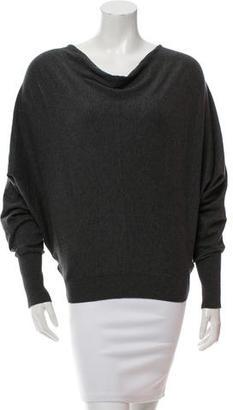 AllSaints Long Sleeve Top $65 thestylecure.com