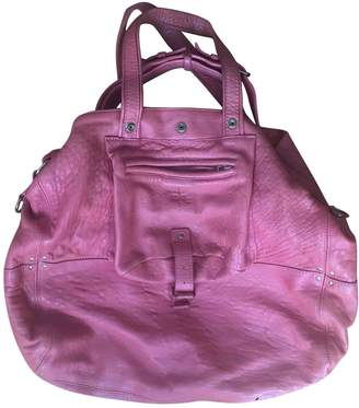 Jerome Dreyfuss Billy leather handbag