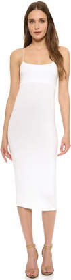 T by Alexander Wang Strappy Tank Dress $145 thestylecure.com