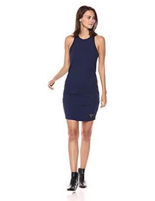Calvin Klein Jeans Women's Skater Rib Tank Dress
