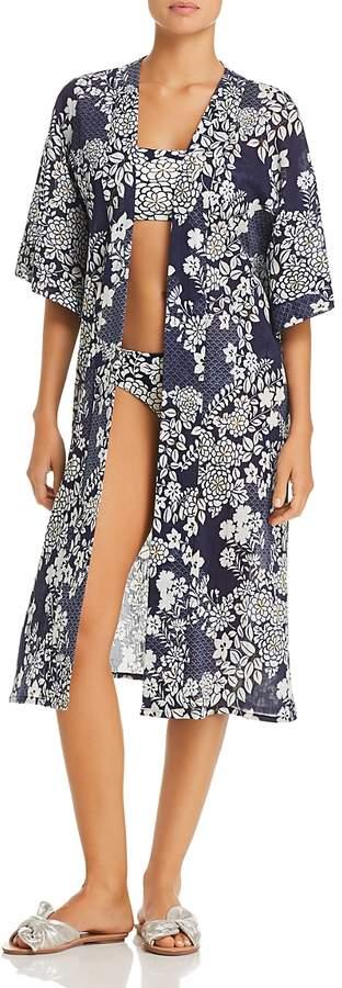Kimono Swim Cover-Up