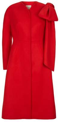 DELPOZO Bow Coat