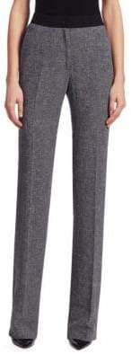 Akris Crepe Linen Pants