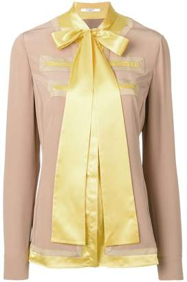 Givenchy bow tie top