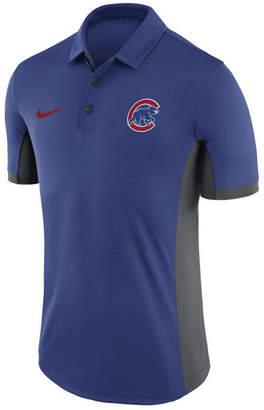 Nike Men Chicago Cubs Franchise Polo