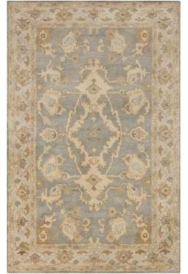 Co Darby Home Barkbridge Beige/Gold Tibetan Rug