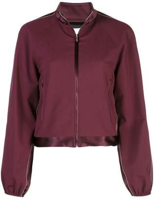 Rosetta Getty zipped bomber jacket