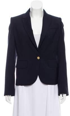 Dolce & Gabbana Wool Structured Blazer