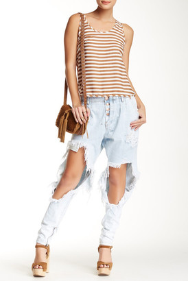One Teaspoon Super Tough Relaxed Fit Jean $156 thestylecure.com