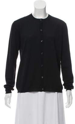 Marni Wool Button-Up Cardigan