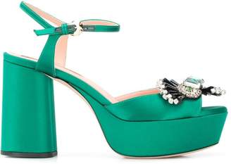 bdeeaa41fcd Emerald Green Shoes - ShopStyle UK