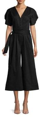 C/Meo CMEO COLLECTIVE Adept Wide-Leg Jumpsuit
