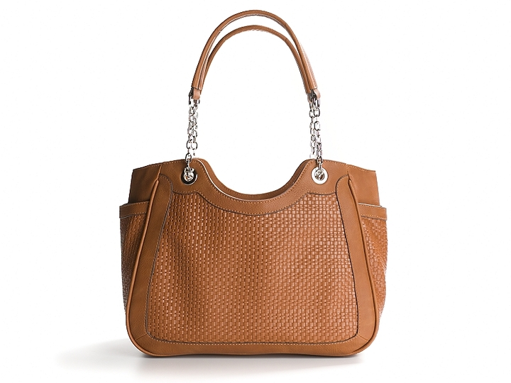 Kelly & Katie Dover Woven Tote