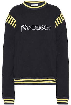 J.W.Anderson Cotton logo sweatshirt