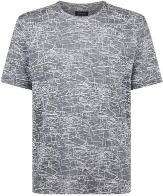 Ermenegildo Zegna Urban Scene T-Shirt
