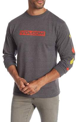 Volcom Elongate Long Sleeve Tee Shirt